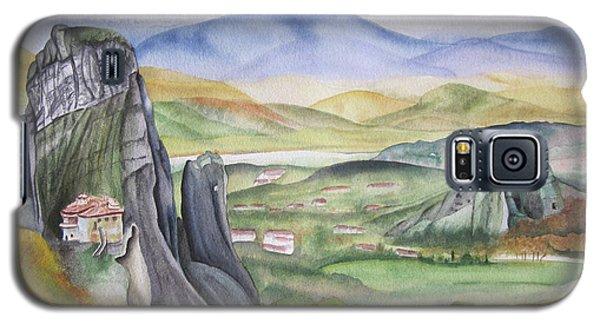 Meteora Galaxy S5 Case by Teresa Beyer