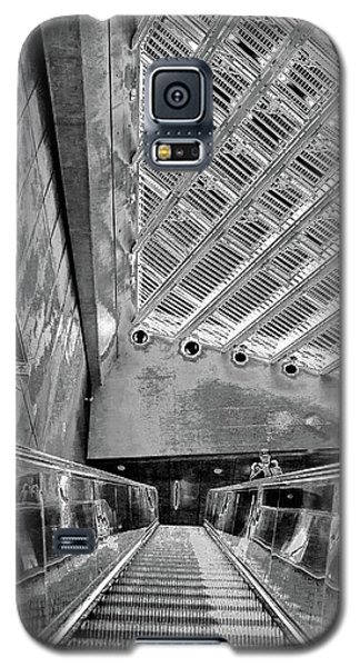 Metro Line 4 Structures, Budapest 3 Galaxy S5 Case