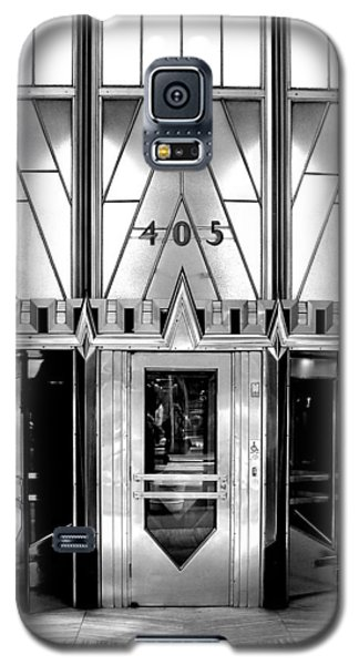 Metropolis Galaxy S5 Case by Art Shimamura