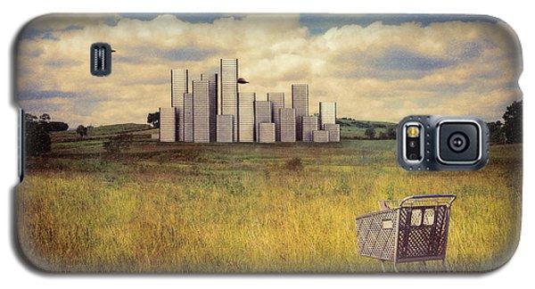 Metropolis Galaxy S5 Case by Tom Mc Nemar