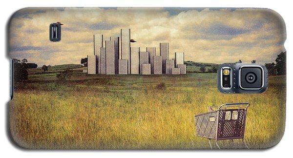 Metropolis Galaxy S5 Case