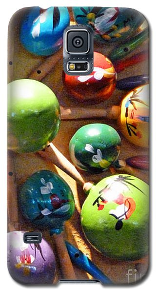 Mexican Maracas Galaxy S5 Case