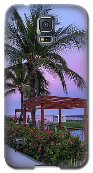 Mexican Moonrise Mexican Art By Kaylyn Franks Galaxy S5 Case