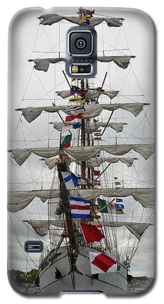 Mexican Navy Ship Galaxy S5 Case