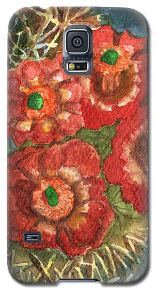 Mexican Pincushion Galaxy S5 Case