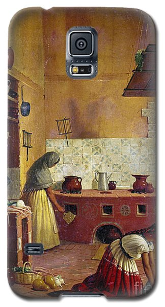 Mexico: Kitchen, C1850 Galaxy S5 Case