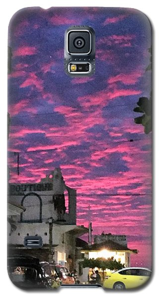 Mexico Memories 1 Galaxy S5 Case