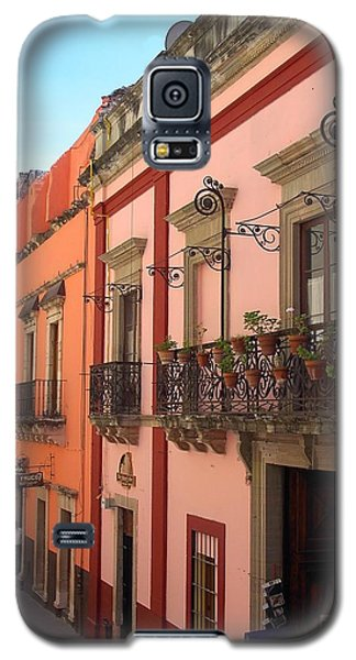 Galaxy S5 Case featuring the photograph Mexico by Mary-Lee Sanders