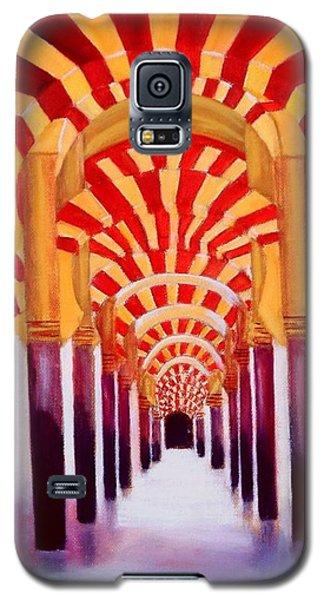 Mezquita De Cordoba Galaxy S5 Case by Manuel Sanchez