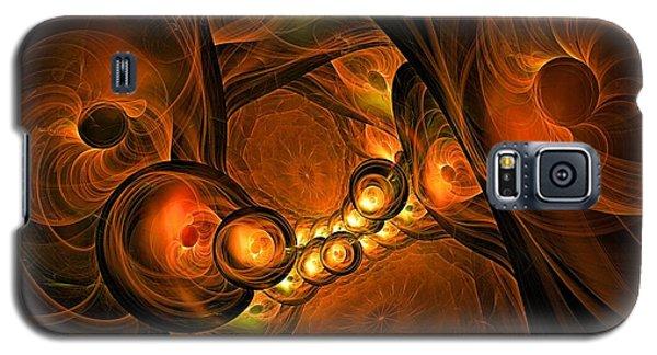 Mezzanine-- Level 3 Galaxy S5 Case