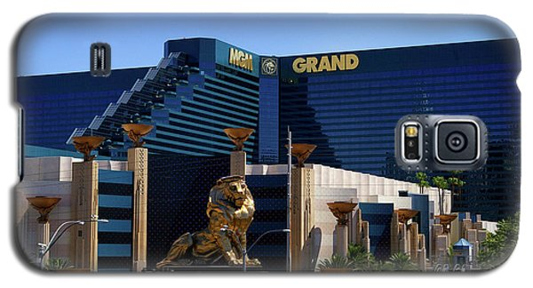 Mgm Grand Hotel Casino Galaxy S5 Case