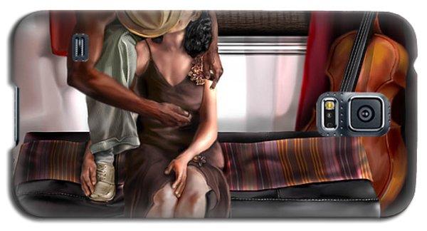 Mi Chica-amo A Mi Esposita  Galaxy S5 Case