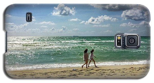 Miami Beach Galaxy S5 Case