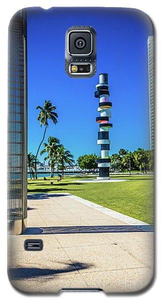 Miami Beach Series 4497 Galaxy S5 Case