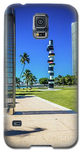 Miami Beach Series 4497 Galaxy S5 Case