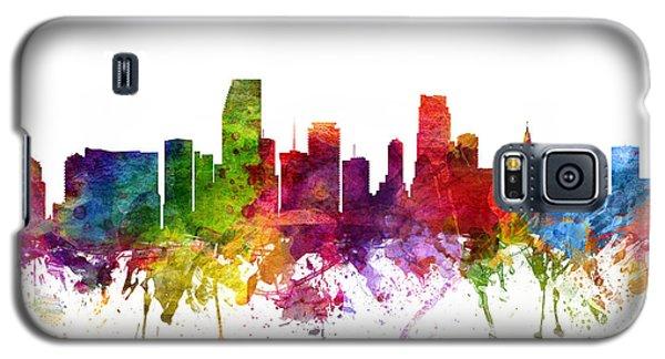 Miami Cityscape 06 Galaxy S5 Case