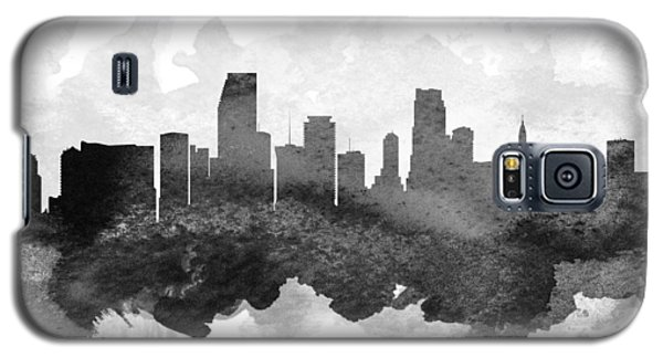 Miami Cityscape 11 Galaxy S5 Case