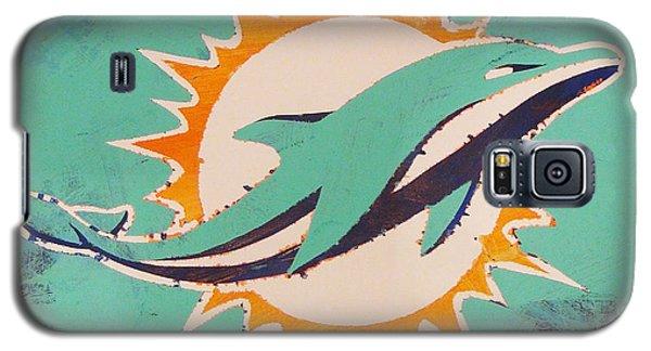 Miami Dolphins Galaxy S5 Case