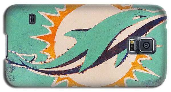 Miami Dolphins Galaxy S5 Case