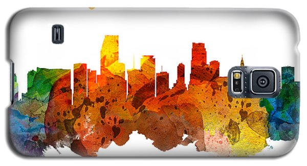 Miami Florida 26 Galaxy S5 Case by Aged Pixel