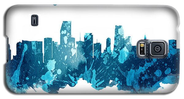Miami Florida 27 Galaxy S5 Case by Aged Pixel