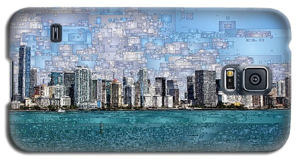 Miami, Florida Galaxy S5 Case