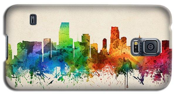 Miami Florida Skyline 05 Galaxy S5 Case