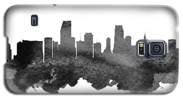 Miami Florida Skyline 18 Galaxy S5 Case