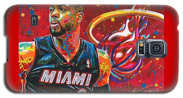 Miami Heat Legend Galaxy S5 Case