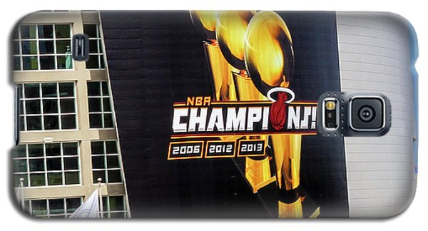 Miami Heat Nba Champions 2006-2012-20133 Galaxy S5 Case