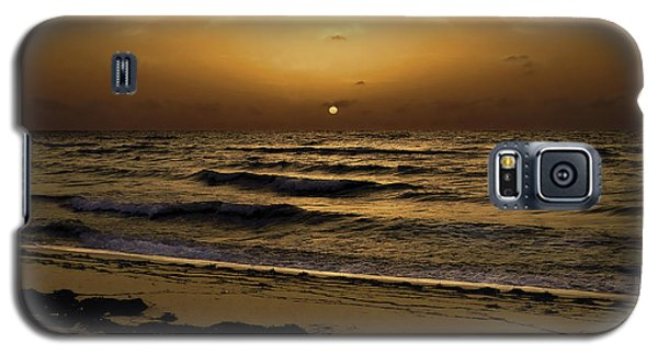 Miami Sunrise Galaxy S5 Case