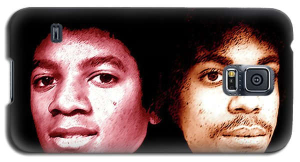 Michael And Prince In One Galaxy S5 Case
