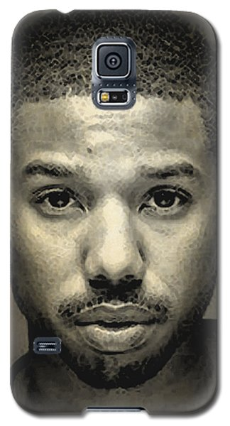 Michael B. Jordan Galaxy S5 Case