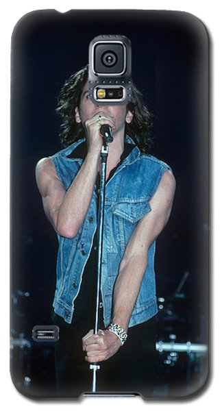 Michael Hutchence Of Inxs Galaxy S5 Case