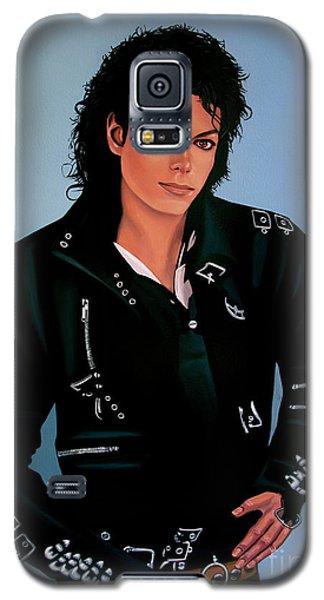 Michael Jackson Bad Galaxy S5 Case by Paul Meijering