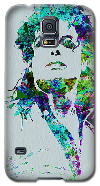 Michael Jackson Galaxy S5 Case by Naxart Studio