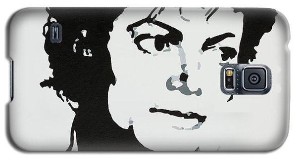 Michael Jackson Galaxy S5 Case by Katharina Filus