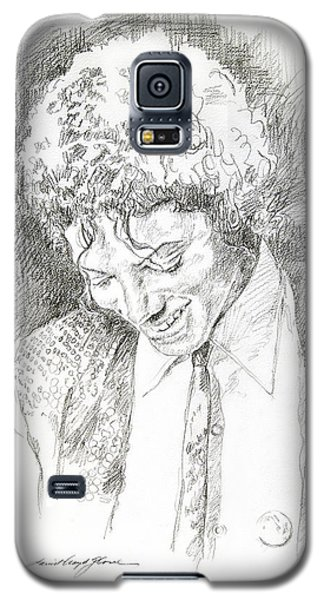 Michael Jackson - Remember The Time Galaxy S5 Case by David Lloyd Glover