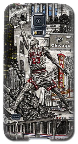 Michael Jordan  Galaxy S5 Case
