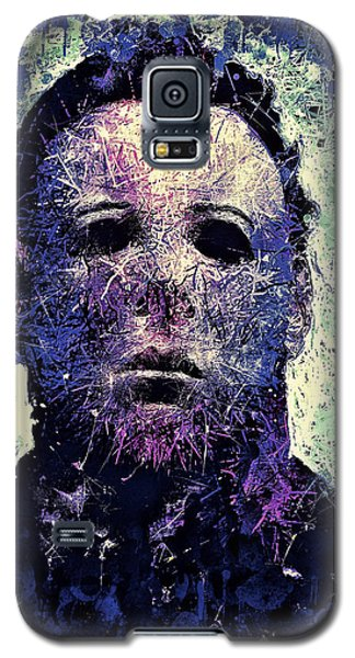 Michael Myers Galaxy S5 Case