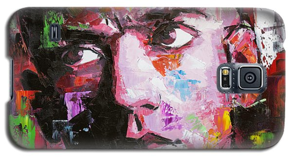 Michael Stipe Galaxy S5 Case by Richard Day