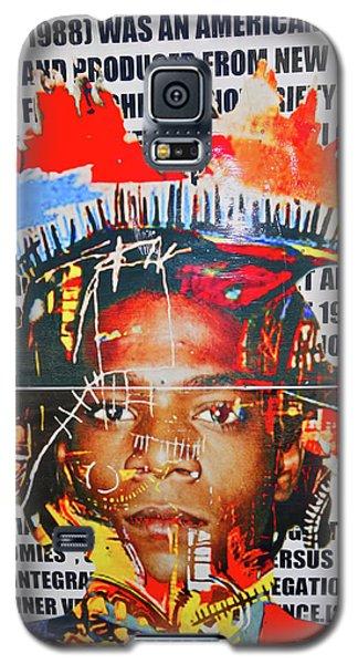 Michel Basquiat Galaxy S5 Case