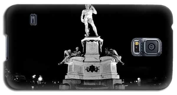 Michelangelo At Night Galaxy S5 Case