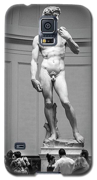 Michelangelo's David Galaxy S5 Case by Sonny Marcyan
