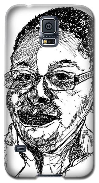 Michelle Caricature Galaxy S5 Case