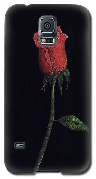 The Perfect Rose 2 Galaxy S5 Case by Becky Lupe