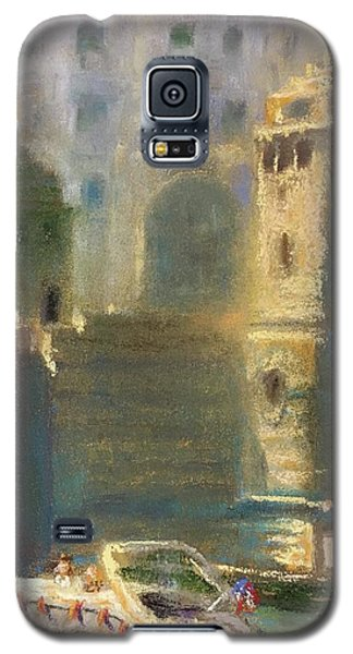 Michigan And Chicago Galaxy S5 Case