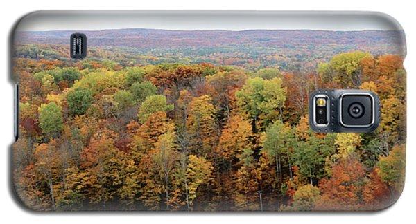 Michigan Autumn Galaxy S5 Case