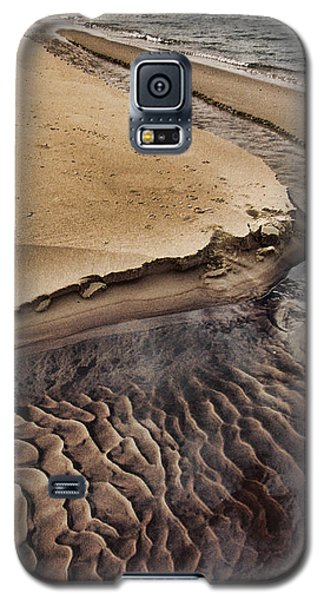 Michigan Beachscape Galaxy S5 Case