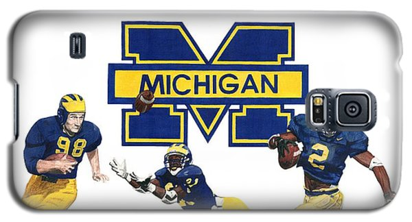 Michigan Heismans Galaxy S5 Case